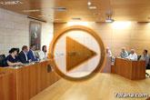 El Ayuntamiento de Totana acoge una reuni�n de alcaldes de la comarca del Guadalent�n con los comit�s de empresa de Adif y Renfe