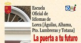 El plazo de inscripción para el proceso de admisión del curso 2018/19 en la delegación de la Escuela Oficial de Idiomas es del 15 al 25 de junio