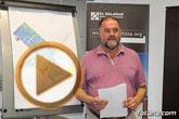 El concejal de Industria, Juan Jos� C�novas, ofrece una rueda de prensa sobre el Plan de Viabilidad de Proinvitosa