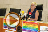 Presentan las actividades de la Semana por el respeto y la igualdad del colectivo LGTBI