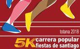 El viernes 13, Totana vive su Carrera Popular 'Fiestas de Santiago'