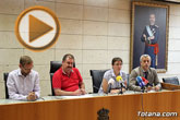 Se presenta la nueva Asociaci�n contra la L�nea de Alta Tensi�n 400 kV-Lorca Solar PV