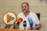 El primer teniente de alcalde propone aprobar una ordenanza municipal de Educación y Civismo