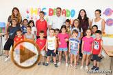 Un total de 13 niños participan en la Escuela de Verano 'Imperdible en Vacaciones'