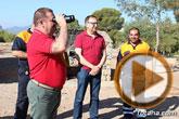 Unos 40 voluntarios de Protección Civil refuerzan las labores de vigilancia móvil y prevención contra incendios