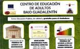 Continúa abierto el plazo de matrícula para toda la oferta formativa en el Centro de Educación de Adultos Bajo Guadalentín para el curso 2018/19