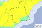 Protección Civil de Totana informa que vuelven las fuertes tormentas