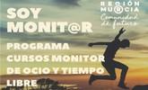El próximo 25 de septiembre finaliza el plazo de inscripción para el Curso de Monitor de Ocio y Tiempo Libre, con una duración de 250 horas