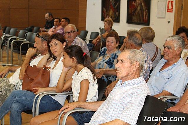 Diego Conesa anuncia una modificación del trazado del Corredor Mediterráneo en Totana para minimizar el impacto sobre los vecinos - 5