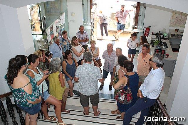Diego Conesa anuncia una modificación del trazado del Corredor Mediterráneo en Totana para minimizar el impacto sobre los vecinos - 20
