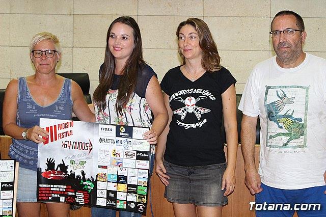 El VII Padisito Festival y el II Totana Metal Fest se celebrarán el fin de semana del 14 y 15 de septiembre, respectivamente - 10