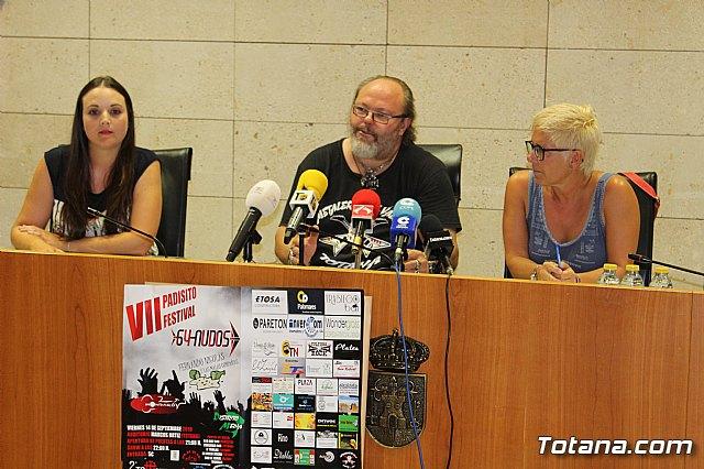 El VII Padisito Festival y el II Totana Metal Fest se celebrarán el fin de semana del 14 y 15 de septiembre, respectivamente - 6
