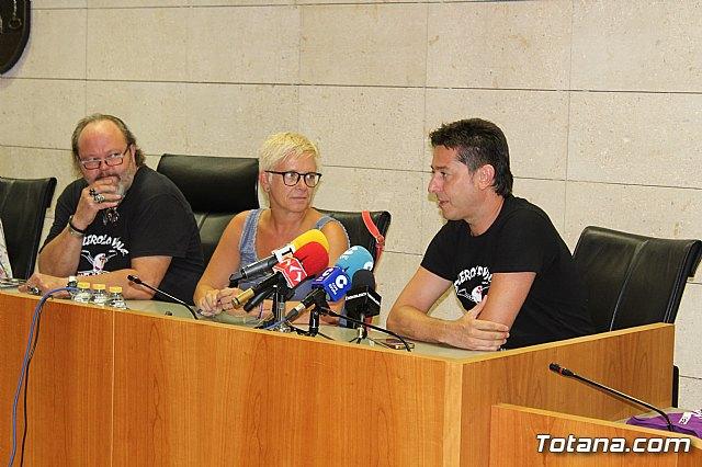 El VII Padisito Festival y el II Totana Metal Fest se celebrarán el fin de semana del 14 y 15 de septiembre, respectivamente - 7