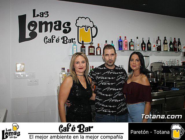 Abre sus puertas Las Lomas Café Bar - 1