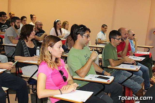Inauguración curso sobre