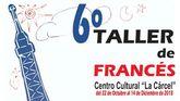 Se organiza el 6° Taller de Francés, del 22 de octubre al 14 de diciembre, de carácter gratuito