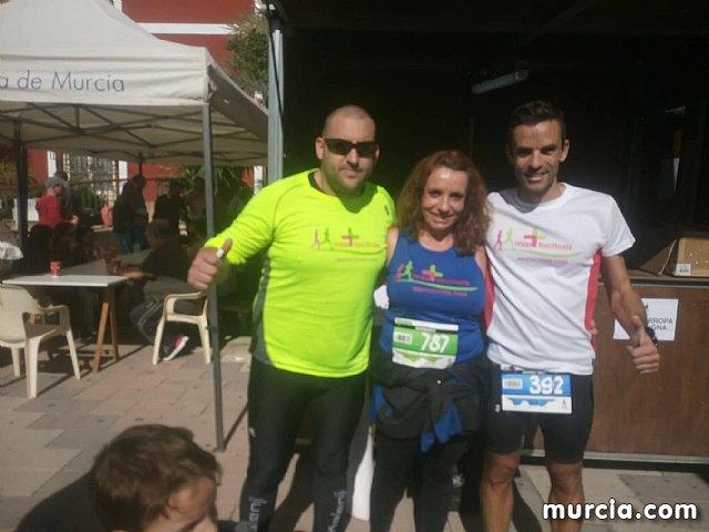 La mastocitosis visible en Alhama Trail gracias a los atletas solidarios - 6