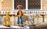 Gran exposición de clicks de PLAYMOBIL en el Real Casino de Murcia