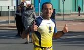 Edu Lucas, del Club Atletismo Totana, participa en los 11 km Villa de Torre Pacheco