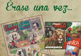 Este jueves se inaugura la exposición 'Érase una vez.Un recorrido por los coleccionables y lecturas de la infancia (1894-1970)'
