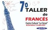 El 7° Taller de Francés, de carácter gratuito, tendrá lugar del 25 de febrero al 12 de abril en La Cárcel