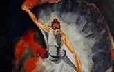 Mañana se inaugura la exposición de pintura titulada 'Momentos', de Pedro Mulero Cánovas