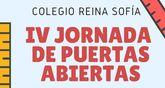 La IV jornada de puertas abiertas Colegio Reina Sof�a tendr� lugar el s�bado 23 de febrero