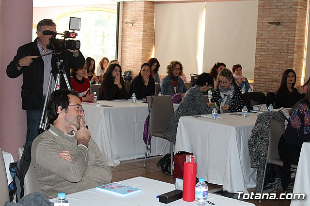 El V Foro Educación y Emoción se desarrolló con gran éxito el pasado fin de semana - 10