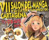 El Salón del Manga de Cartagena se traslada al Pabellón Municipal de Deportes y prevé llegar a los 10.000 visitantes