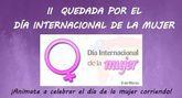 Mañana tendrá lugar la II Quedada por el Día Internacional de la Mujer