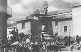 Hoy 25 de marzo de 2019 se cumplen 266 años de la bendición de la fuente de la Plaza
