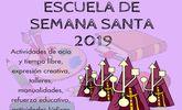 """El Colectivo """"El Candil"""" realizará la Escuela de Semana Santa y Fiestas de Primavera los días 15, 16, 17, 22 y 23 de abril, con la colaboración de la Concejalía de Juventud"""