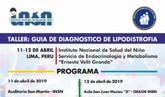 AELIP lleva a cabo en Lima (Perú) el taller Guía de diagnóstico de lipodistrofia