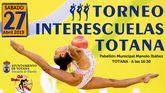 Totana acoger� el pr�ximo s�bado el Torneo Interescuelas de Gimnasia R�tmica