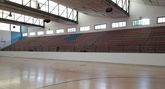 Repintan la totalidad de las instalaciones del Pabell�n de Deportes Manolo Ib�ñez