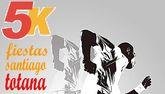 Un mes para vivir la Carrera Popular 'Fiestas de Santiago' de Totana 2019