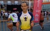Edu Lucas hizo doblete esta pasada semana participando en dos pruebas del circuito de carreras 'Corre por Murcia'
