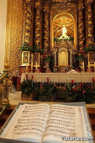 Se presenta el Manuscrito Musical descubierto en el verano del 2017 en la parroquia de Santiago El Mayor - 3