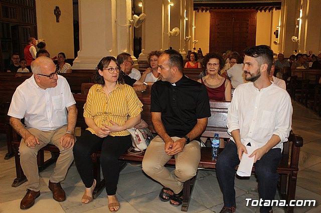Se presenta el Manuscrito Musical descubierto en el verano del 2017 en la parroquia de Santiago El Mayor - 4