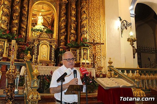 Se presenta el Manuscrito Musical descubierto en el verano del 2017 en la parroquia de Santiago El Mayor - 5