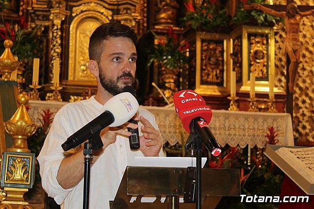 Se presenta el Manuscrito Musical descubierto en el verano del 2017 en la parroquia de Santiago El Mayor - 9