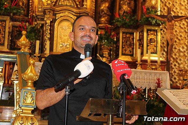 Se presenta el Manuscrito Musical descubierto en el verano del 2017 en la parroquia de Santiago El Mayor - 13