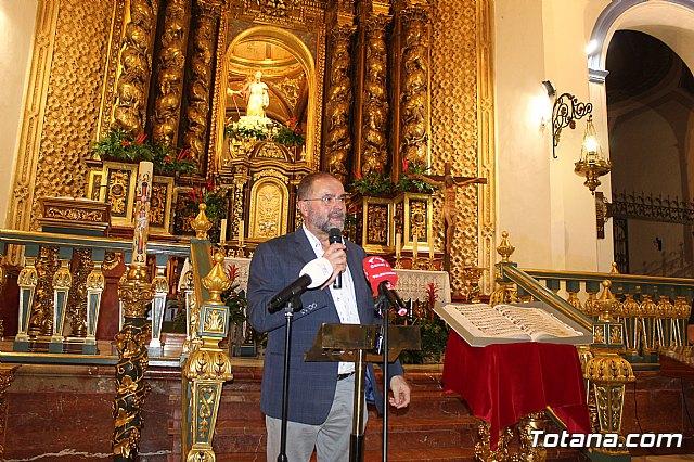 Se presenta el Manuscrito Musical descubierto en el verano del 2017 en la parroquia de Santiago El Mayor - 14