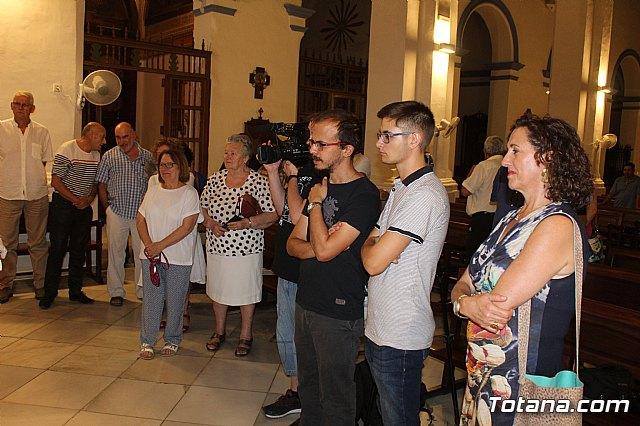 Se presenta el Manuscrito Musical descubierto en el verano del 2017 en la parroquia de Santiago El Mayor - 18