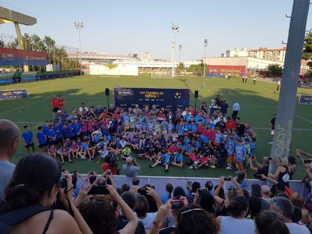 La Peña Barcelonista de Totana conquista Barcelona - 2