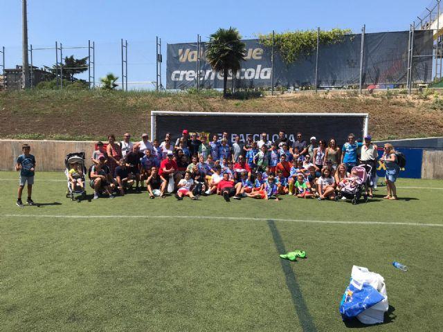 La Peña Barcelonista de Totana conquista Barcelona - 17