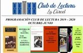 La actividad del programa Club de Lectura 2019/20 comienza el pr�ximo 29 de octubre
