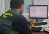 La Guardia Civil detiene a una persona en Totana por estafas en la contratación de micro-créditos