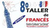 El 8° Taller de Conversación en Francés para niños y jóvenes se llevará a cabo del 21 de octubre al 13 de diciembre en el Centro Sociocultural 'La Cárcel'