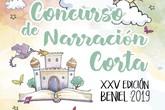 Convocado el XXV Concurso de Narración Corta Beniel